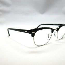 レイバン眼鏡クラブマスター斜め