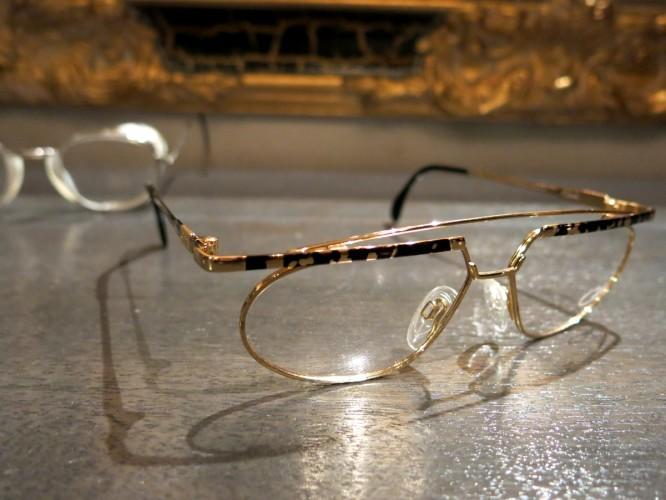 カザール眼鏡