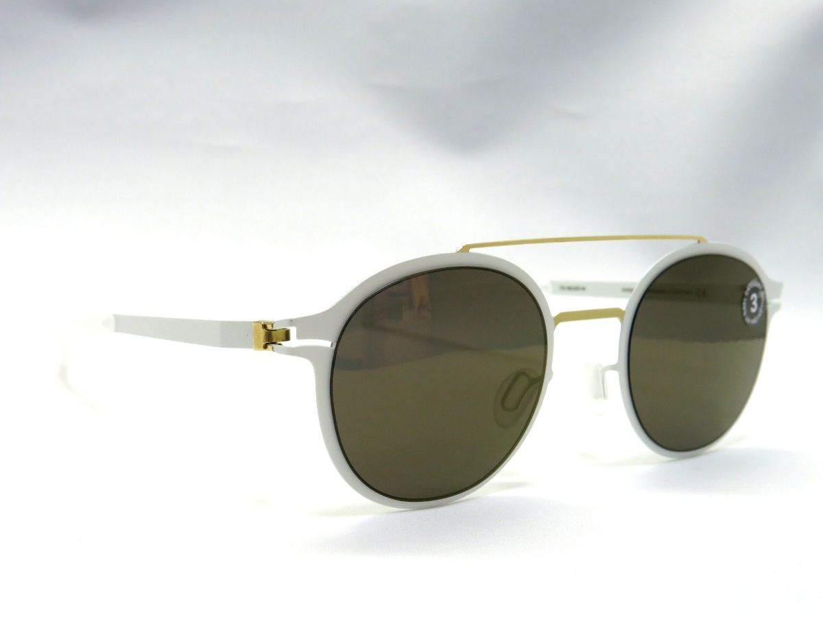 MYKITA DECADES SUN*CROSBY* COL.185(ホワイト)