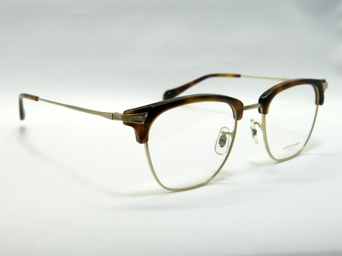 OLIVER PEOPLES BANKS DM(べっ甲カラー)