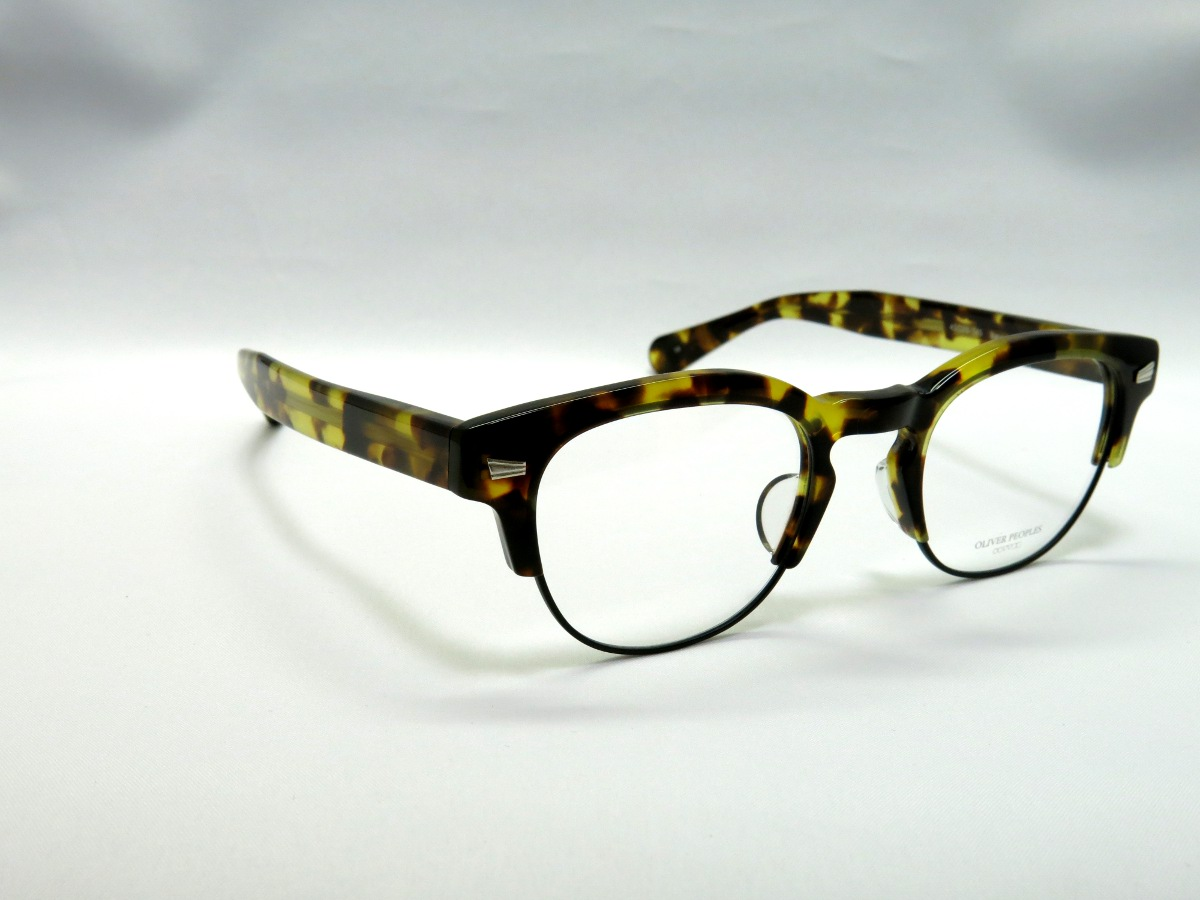 OLIVER PEOPLES BARRIE DTBBK(べっ甲カラー)