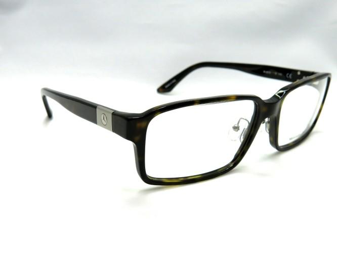 ベンツ眼鏡デミ