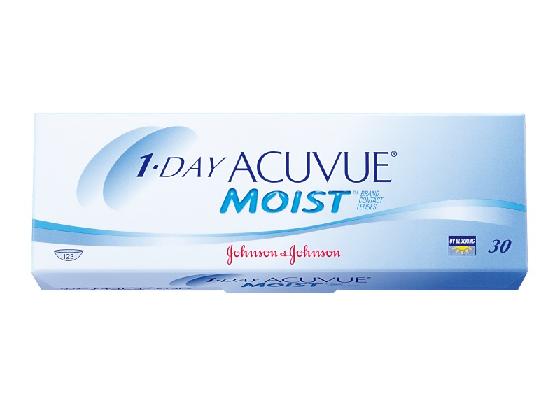 Johnson & Johnson ACUVUE 1day