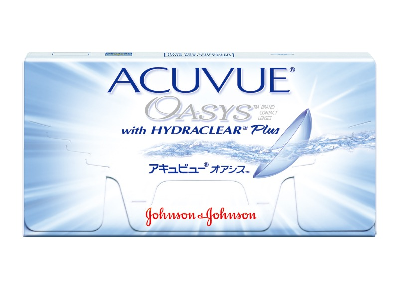 Johnson & Johnson ACUVU 2week oasys
