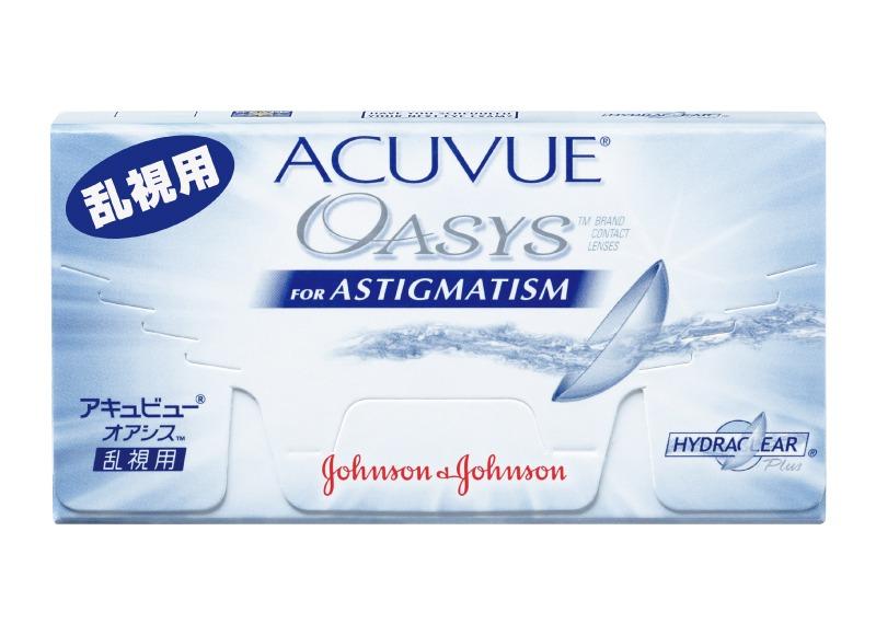 Johnson & Johnson ACUVUE OASYS astigmatism