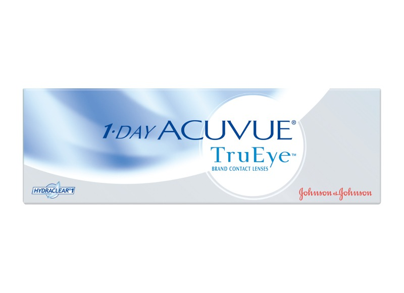 Johnson & Johnson True eye 1Day
