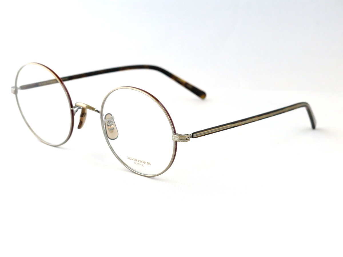 OLIVER PEOPLES Siegel AGB(アンティークゴールド)