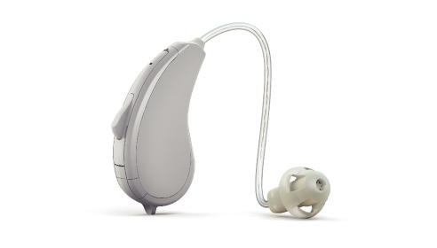 極小 耳掛け式 補聴器