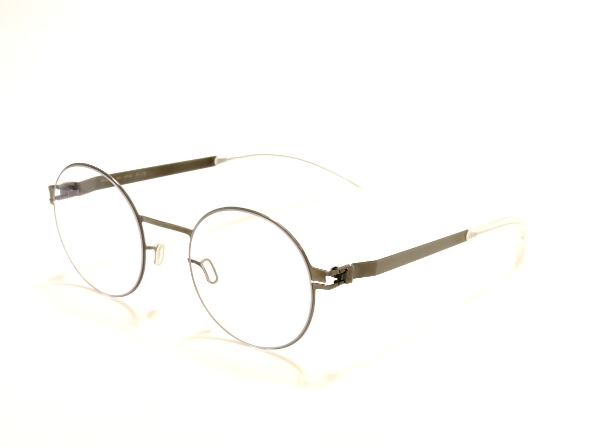 MYKITA NO1 APPLE COL.232(ガンメタル)