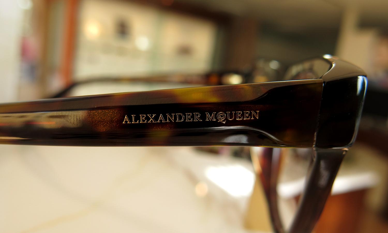 ALEXANDER McQUEEN detail