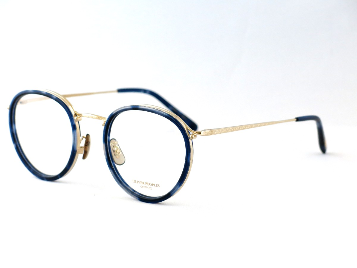 OLIVER PEOPLES Waterston BCM(ブルー)