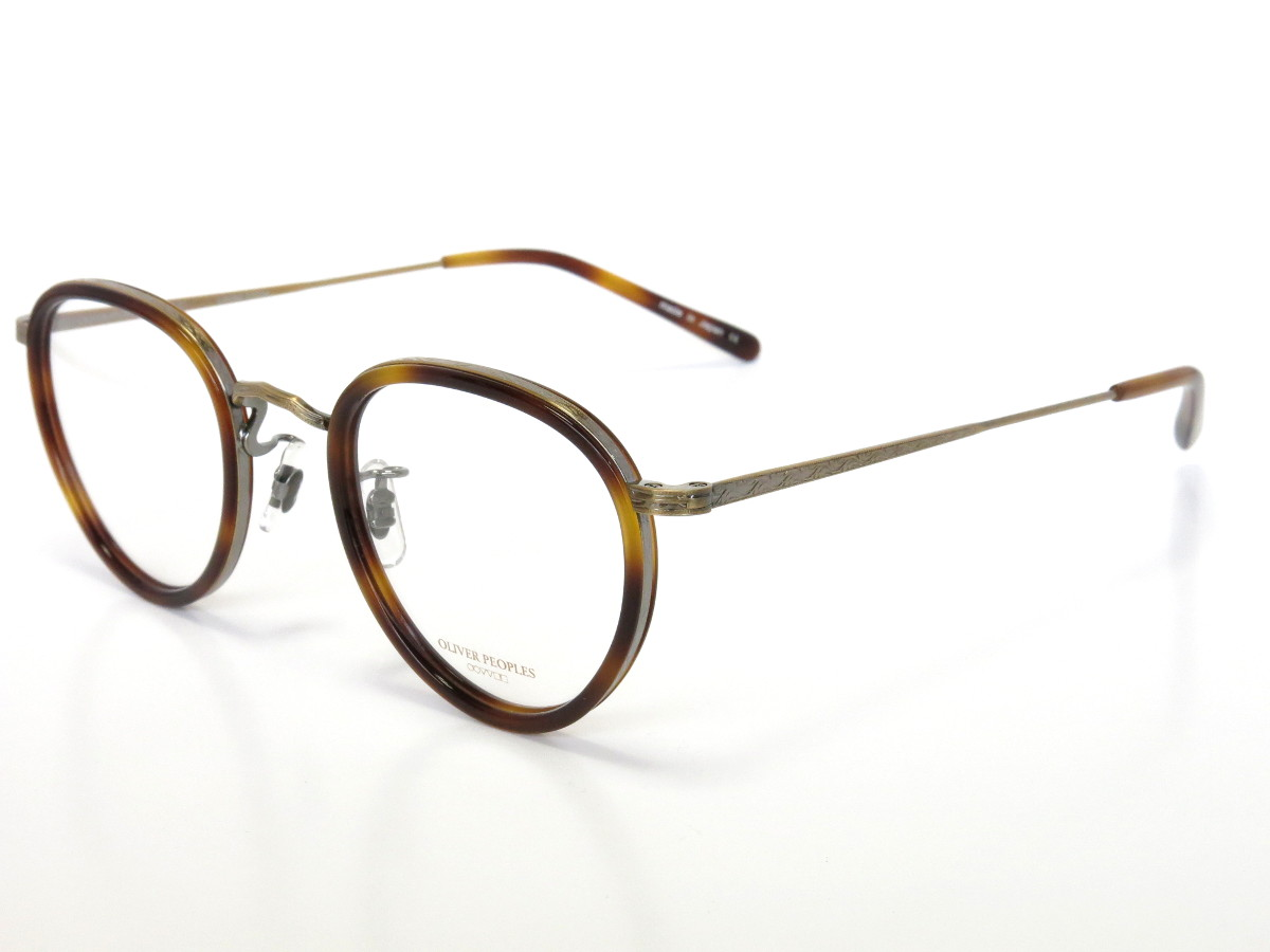 OLIVER PEOPLES OP-MP-2 COL.DM(べっ甲)